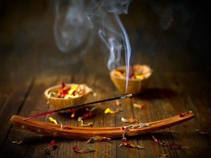 Дым священных трав