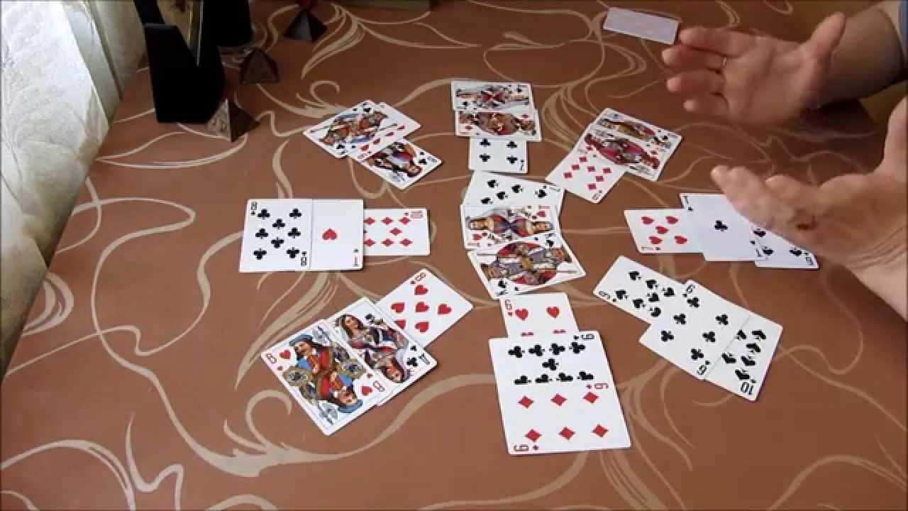 Гадания на картах игральных подробно таро гномов гадание онлайн