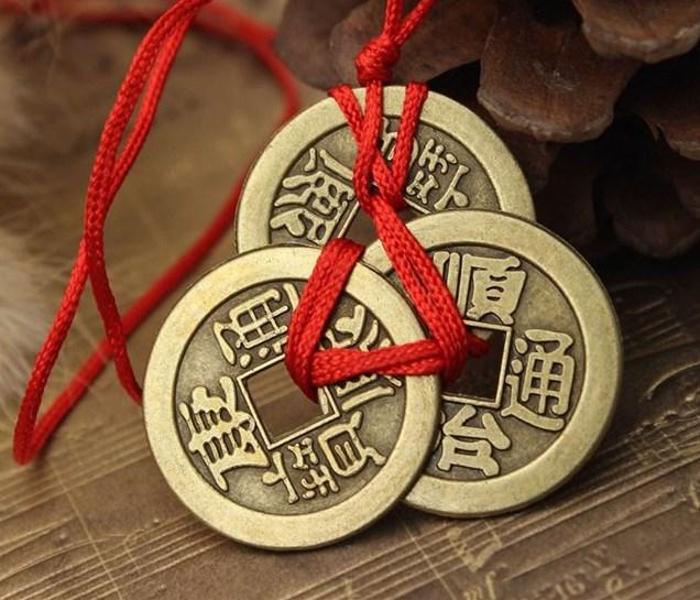 китайская монетка