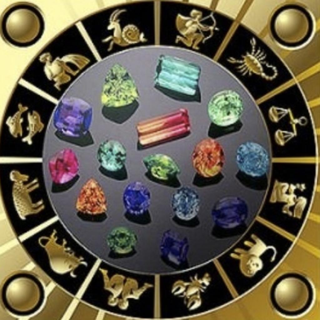 Камни талисманы-знаков-Зодиака