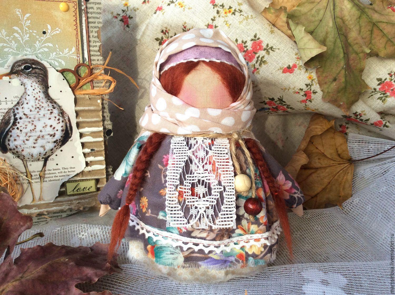 Кукла-оберег зерновушка