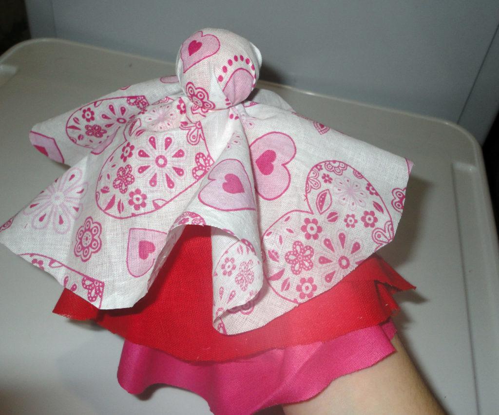 как зделать куклу оберег
