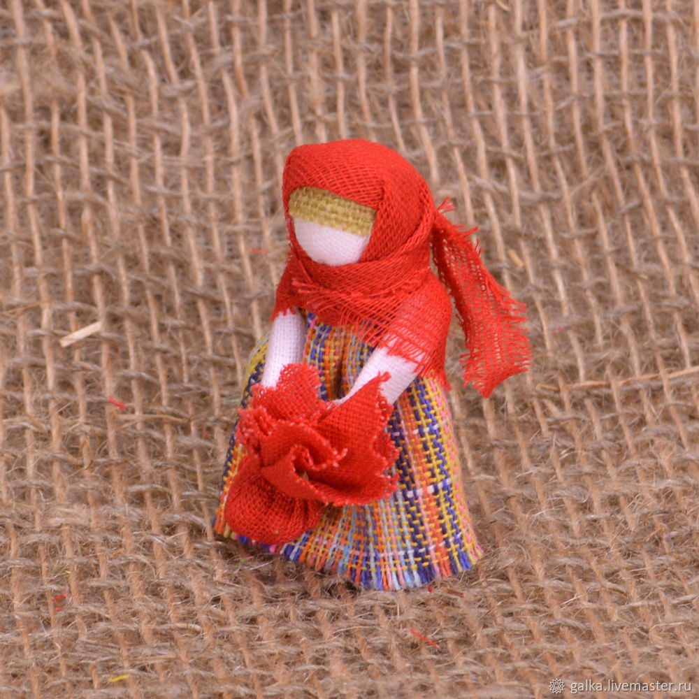 народная кукла оберег