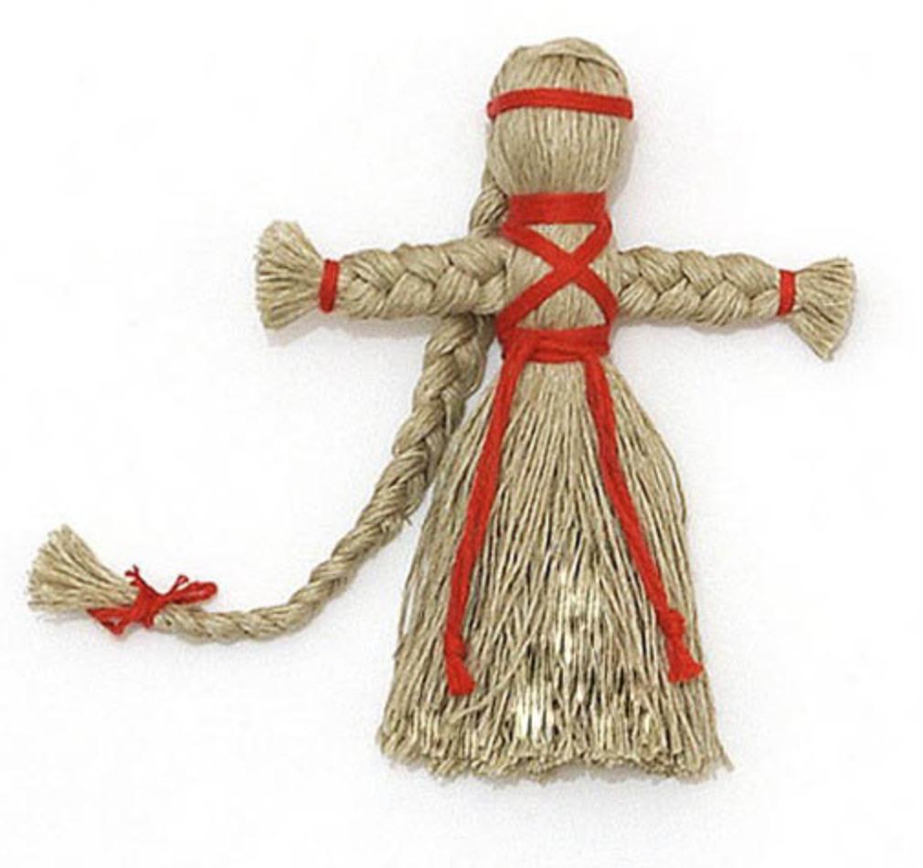 куклы-обереги из ниток